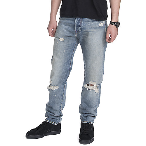 Leviu0026#39;s 511 Slim Fit Menu0026#39;s Light Blue Jeans | Shiekh Shoes