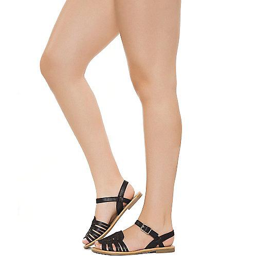 Shiekh Women's Milene-AS Flat Slingback Sandal