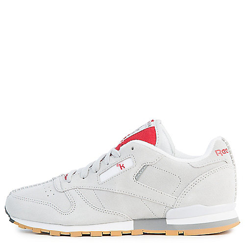 33ec2283b92184 Grey Royal White Red Junior s Kendrick Lamar Classic Leather Athletic  Lifestyle Sneaker