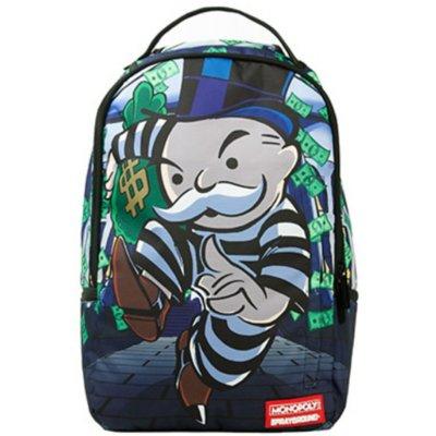 Monopoly Run Backpack Shiekh Shoes