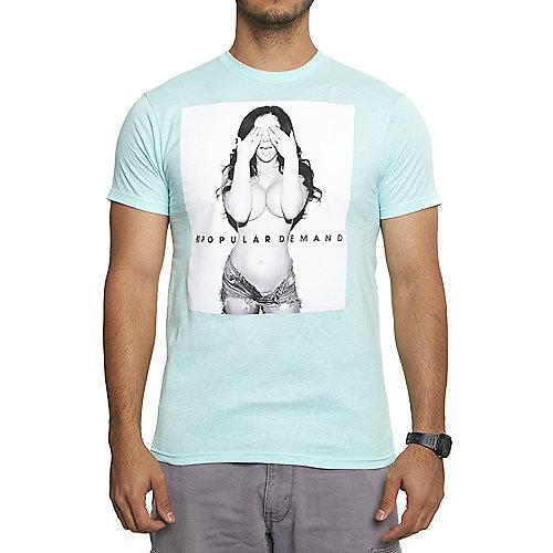 6c8d513d Popular Demand Mint Men's Surprise T-Shirt