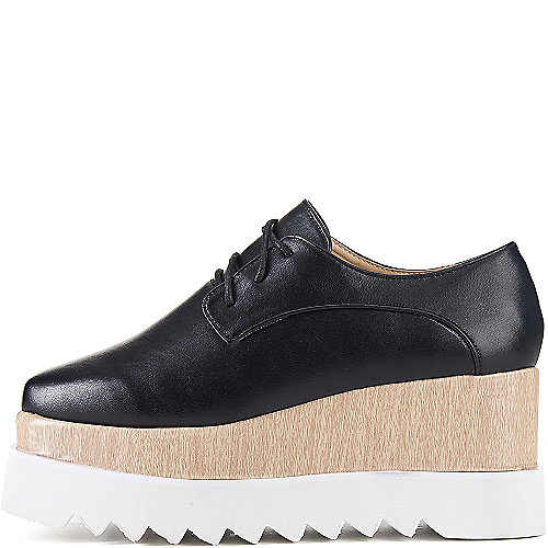 Awesome Ollio Womenu0026#39;s Shoe Classic Lace Up Dress Low Flat Heel Oxford - Shoes Online Shop