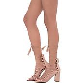 Women's Luxury View Lace-Up Sandal