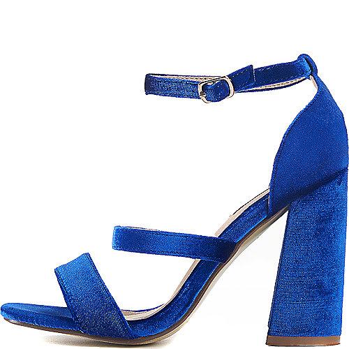 Cape Robbin Women's Sol-1 High Heel Dress Shoe