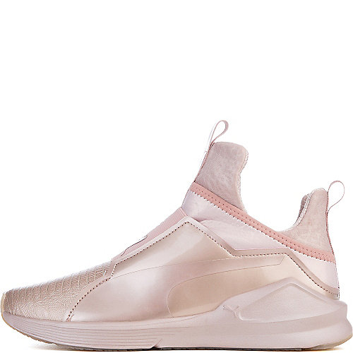 10c733980624 Puma Rose Gold Women s Fierce Metallic Athletic Lifestyle Sneaker