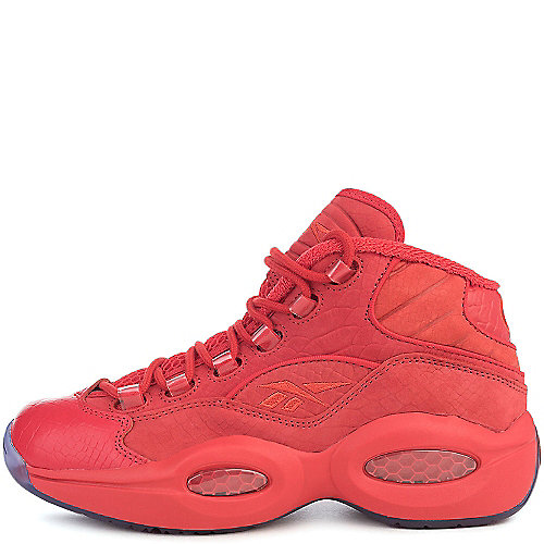 Reebok Red Ice Question Mid Basketball lifestyle sneaker a0c84141e