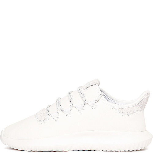 adidas tubular mens all white