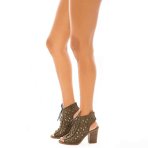 16cd38752876 Soda Green Women s Zuba-H Lace-up Sandal