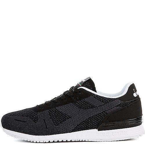 0fd795d822538 Diadora BLACK Men s Titan Weave Sneaker