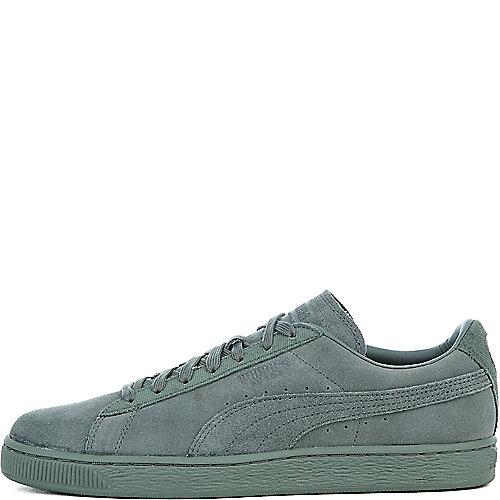 Puma AGAVE GREEN Men s Suede Classic Tonal Sneaker 2e7da6230