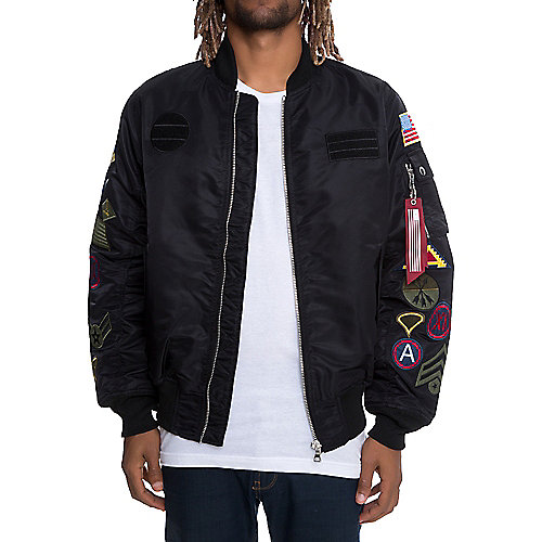 Men's Air Force Bomber Jacket | Shiekh Shoes