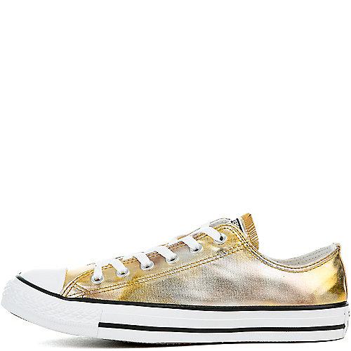 unisex ctas metallic canvas sneaker shiekh shoes