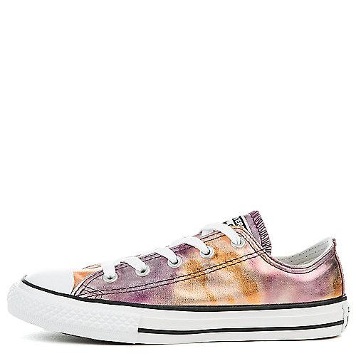 ctas metallic canvas sneaker shiekh shoes