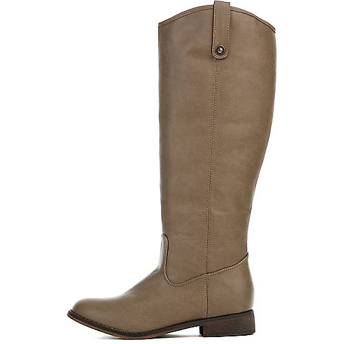 d15a9c71e73 Breckelle s Beige Women s Rider-18 Boot