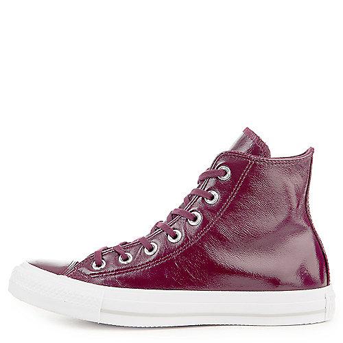 682376e9f0c537 Converse dark sangria dark sangria Women s Chuck Taylor All Star Crinkled Hi  Sneaker