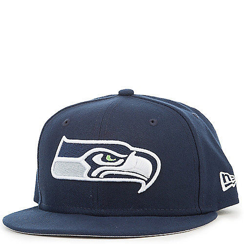 Hometown Hit Seattle Seahawks Fitted Hat  3ce59d50c