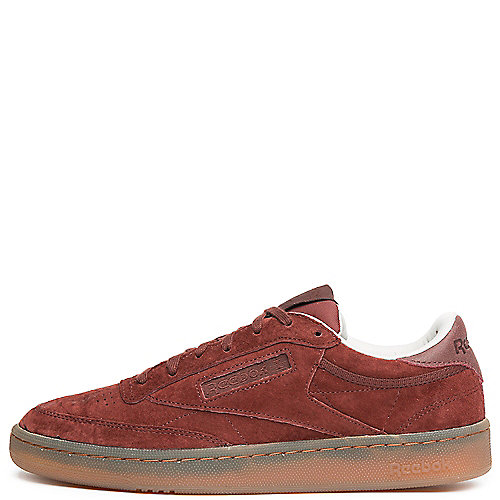 32b63c78e38d3 Reebok BURNT SIENNA SAND STONE Men s Club C 85 G Sneaker