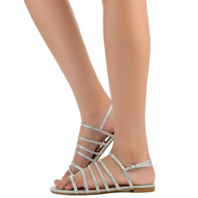 Women's Magical-54S Strappy Flat Sandal