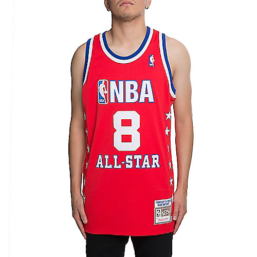 ae25d6fbeac5 Red Men s All-Star Kobe Bryant Jersey
