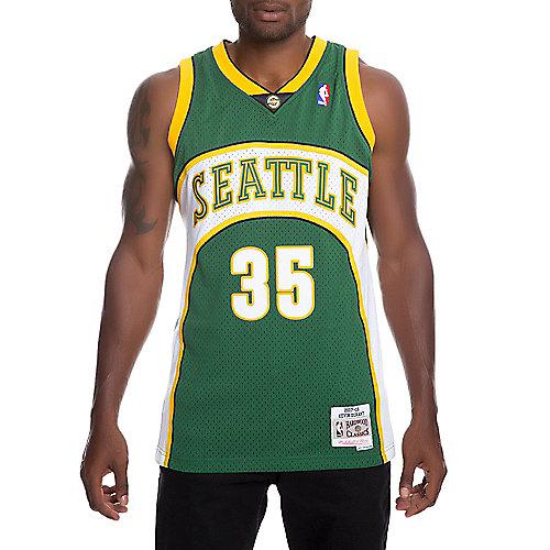 438e557fd85 Green Men s Supersonics Kevin Durant Jersey