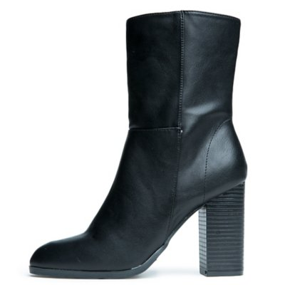Women Upside High Heel Boots Shiekh Shoes