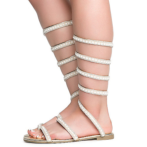 GLDMWP Women's Magnificent-02M Sandal at Shiekh Shoes in Los Angeles, CA | Tuggl