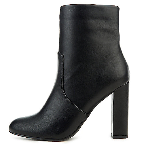 BLACK Women's Roman Bootie at Shiekh Shoes in Los Angeles, CA | Tuggl