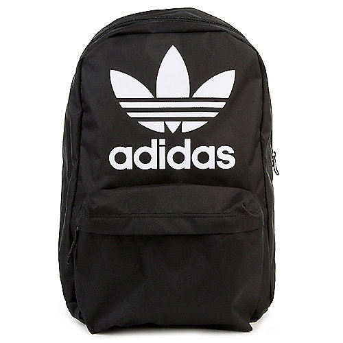a7d61436c6 adidas. BLACK WHITE The Org Big Logo Backpack