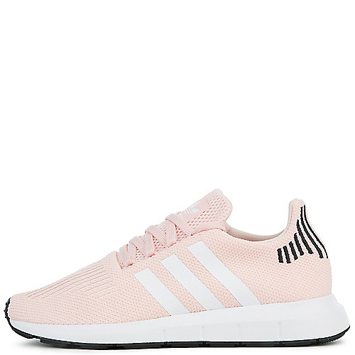 8b6914c930215 ICEY PINK WHITE BLACK Women s Adidas Swift Run