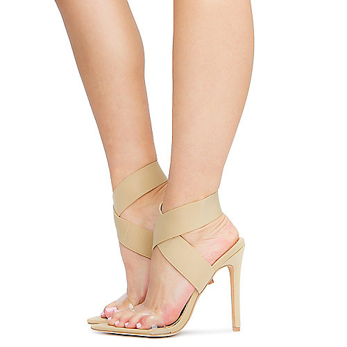 8a65f7349c Women's Golem-1 Strappy Heel | Shiekh Shoes