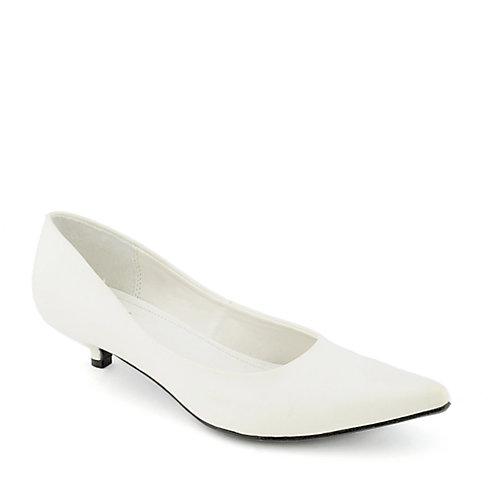 Excellent  Style Angel II Heel Dress Pump Womens Low Heel Shoes Low Heel  EBay