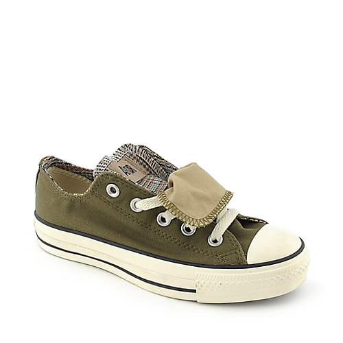 Converse Chuck Taylor Double Tongue Ox youth lifestyle sneaker