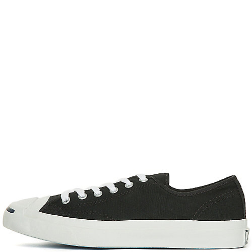 d99559f309ae1d Converse Black White Unisex Jack Purcell Ox Casual Sneaker