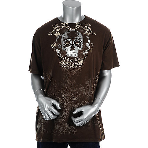 Brad Butter Brown Tee mens tee