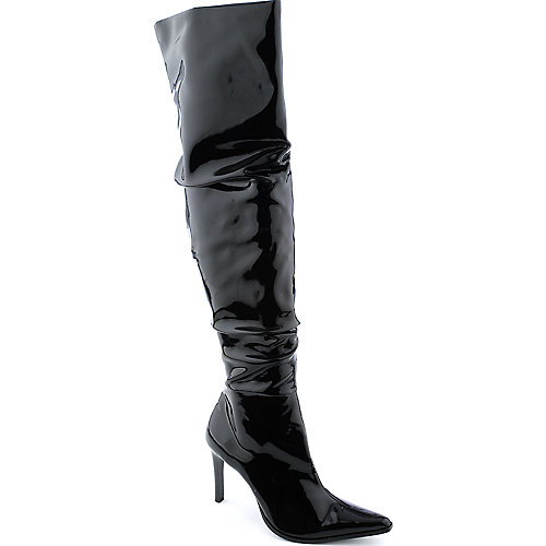 Splash Planet-26 womens high heel thigh-high boot