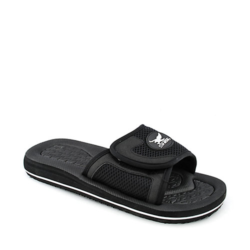 Shiekh Mesh Slide mens sandal