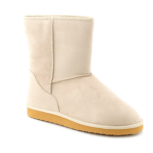 Splash Oakley-26 womens ankle flat fur boot