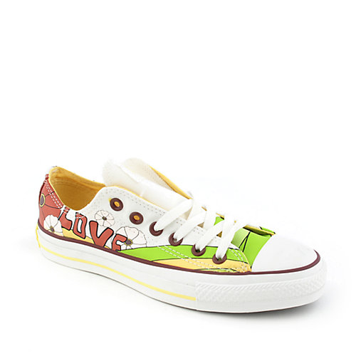 Converse All Star Flower Power Ox womens sneakers