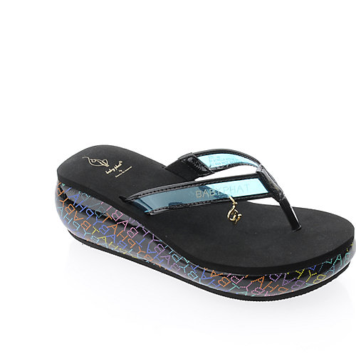 Baby Phat Kids Wedge Sandal