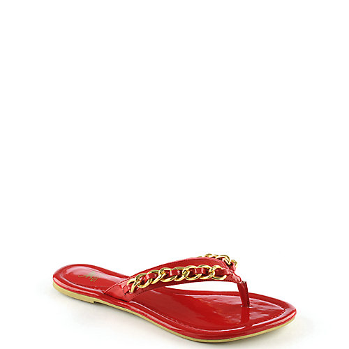 Shiekh Women's Maui-02 Chain Thong Sandal