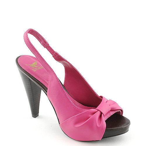 Shiekh Finella-75 womens fuchsia dress shoe