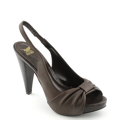 Shiekh Finella-75 womens brown dress shoe