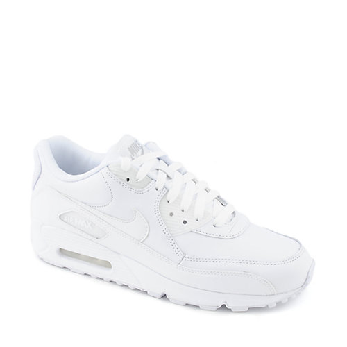 Nike Air Max 90 Leather mens athletic running shoe