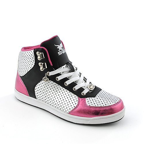 Shiekh Womens Paris Hi Top