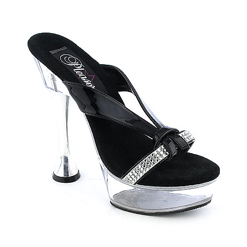 Pleaser Sweet-405R high heel dress shoe