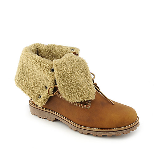 Timberland Authentic Shearling Boot youth ankle boot