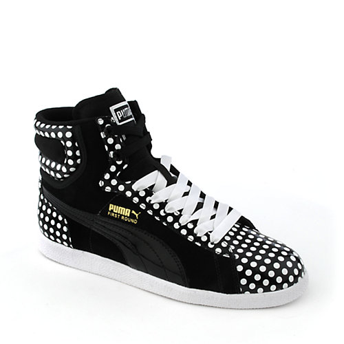 Puma Womens First Round Polka Dots
