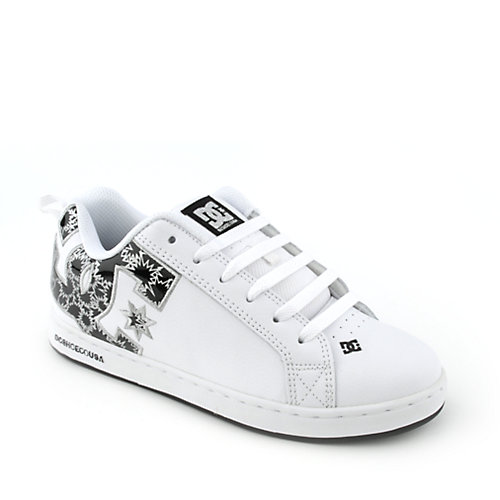 DC Shoes Mens Court Graffik SN