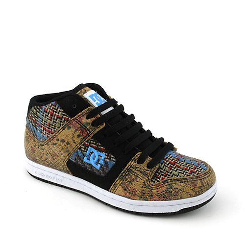 DC Shoes Womens Manteca Mid SE
