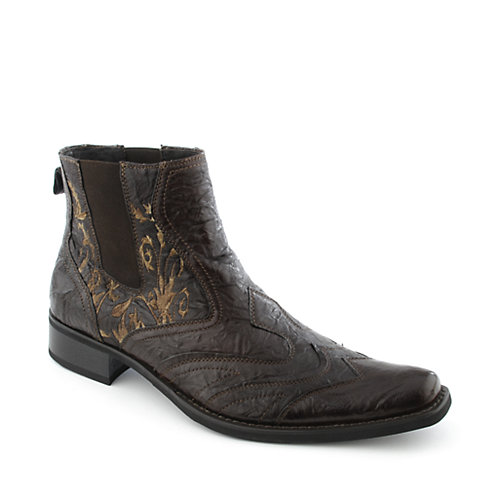 G-Rock Mens Dress Ankle Boot